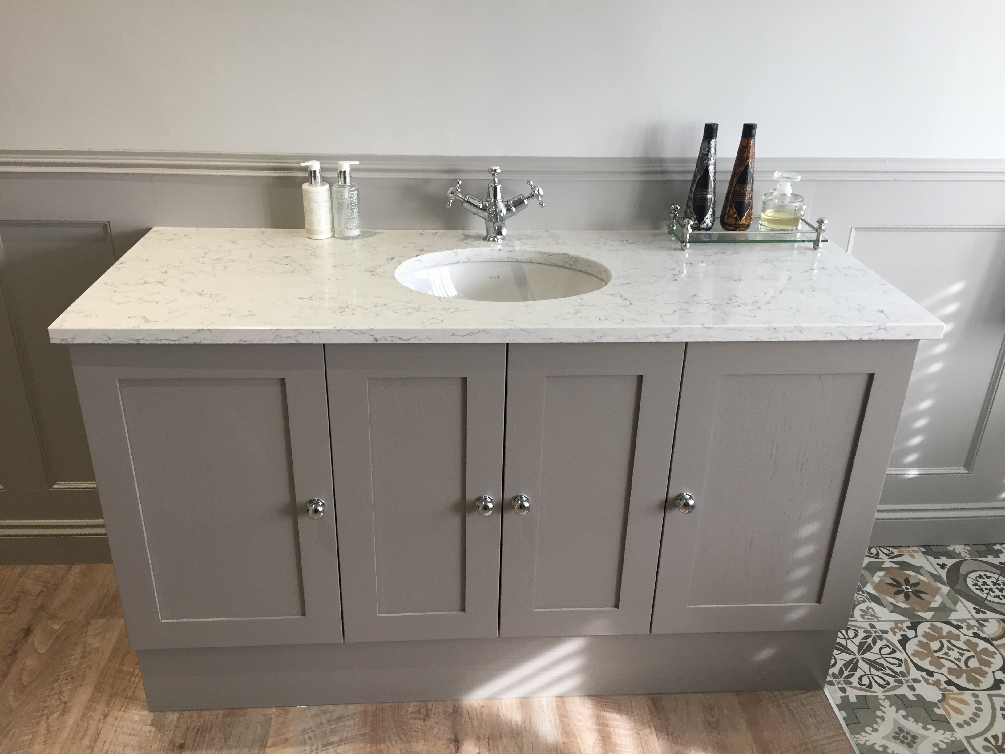 Mr and mrs brooks bathroom doncaster more than bath for Bathroom cabinets yorkshire